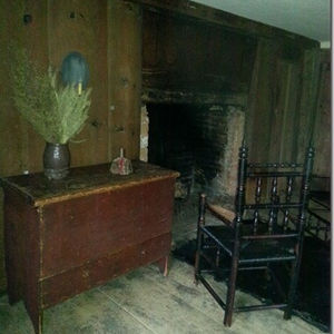 Parlor Chamber (The Main Upstairs Bedroom) 4